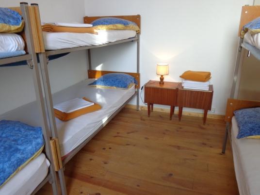 GÎTE D'ÉTAPE - Chambre 6 couchages